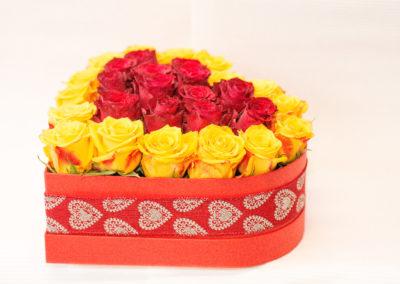 Květinové boxy